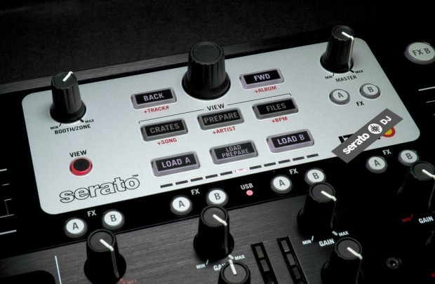 Numark NS6: First ITCH controller to get free Serato DJ upgrade