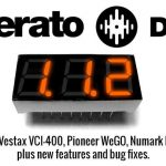 Serato DJ 1.1.2  VCI-400 and WeGO friendly