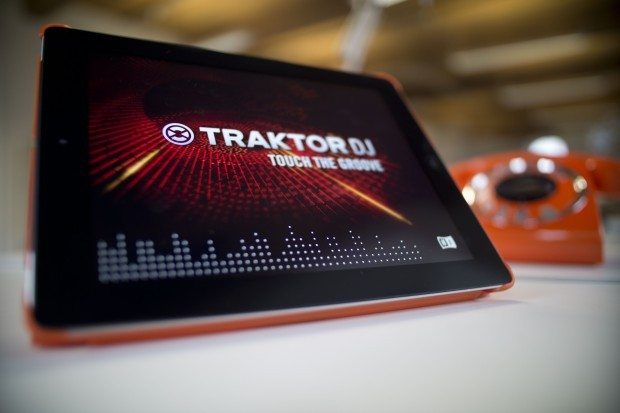 Native Instruments Traktor DJ iPad iOS app (12)