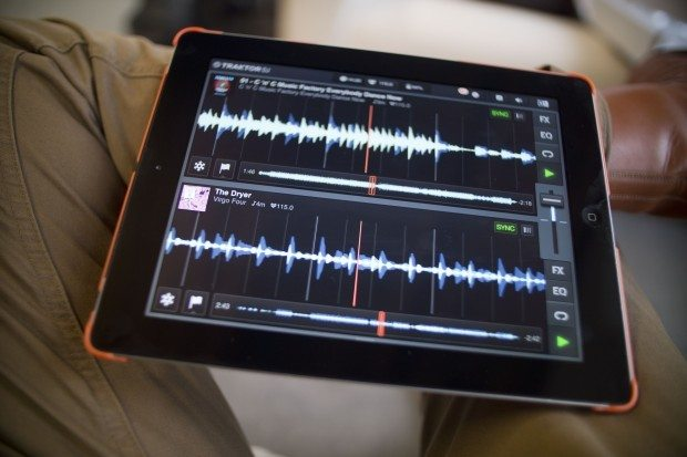 Native Instruments Traktor DJ iPad iOS app (11)
