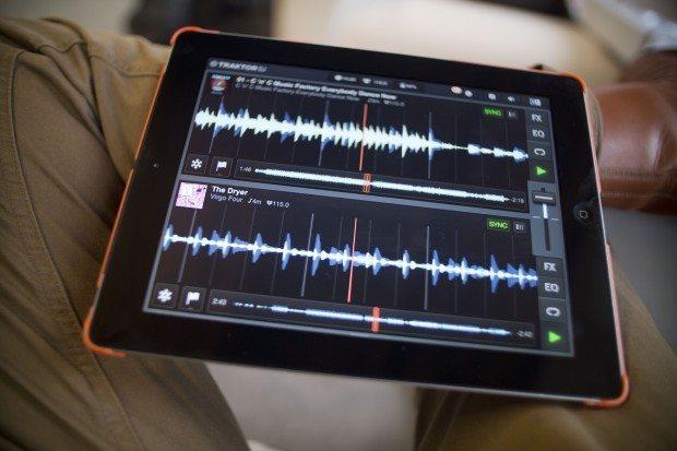 Native Instruments Traktor DJ iPad iOS app (11)