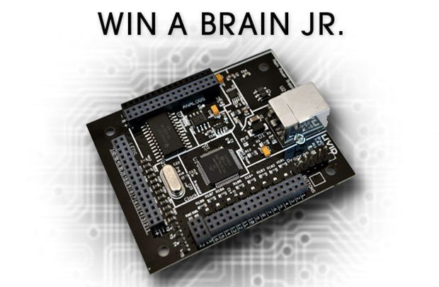 Livid Instruments DIY Controller brain jnr competition