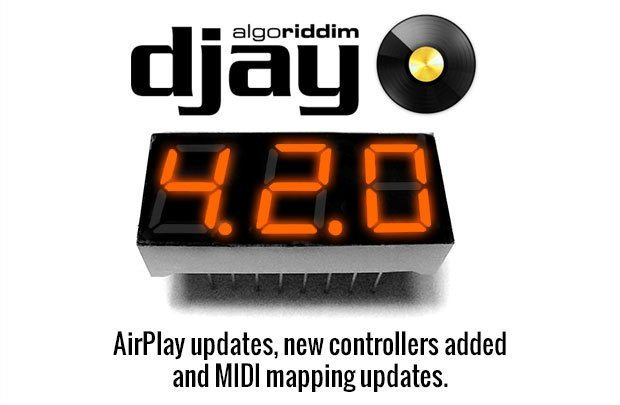 algoriddim djay for mac 4.2.2 update