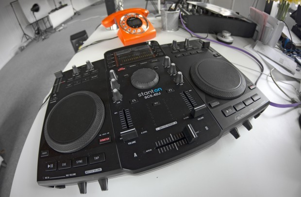 REVIEW UPDATE: Stanton SC-IX v4 for SCS.4DJ controller