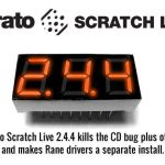 OUT NOW: Serato Scratch Live 2.4.4