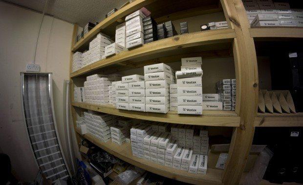 Vestax UK spare parts webshop