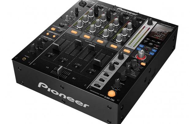 Musikmesse 2013: Pioneer DJM-750 DJ Mixer