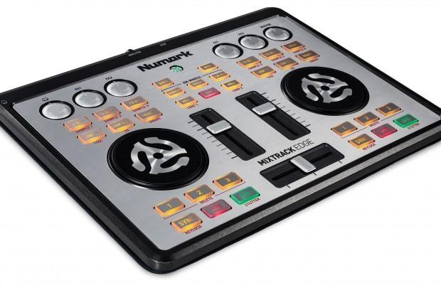 EXCLUSIVE: Musikmesse 2013 — Numark Mixtrack Edge DJ controller