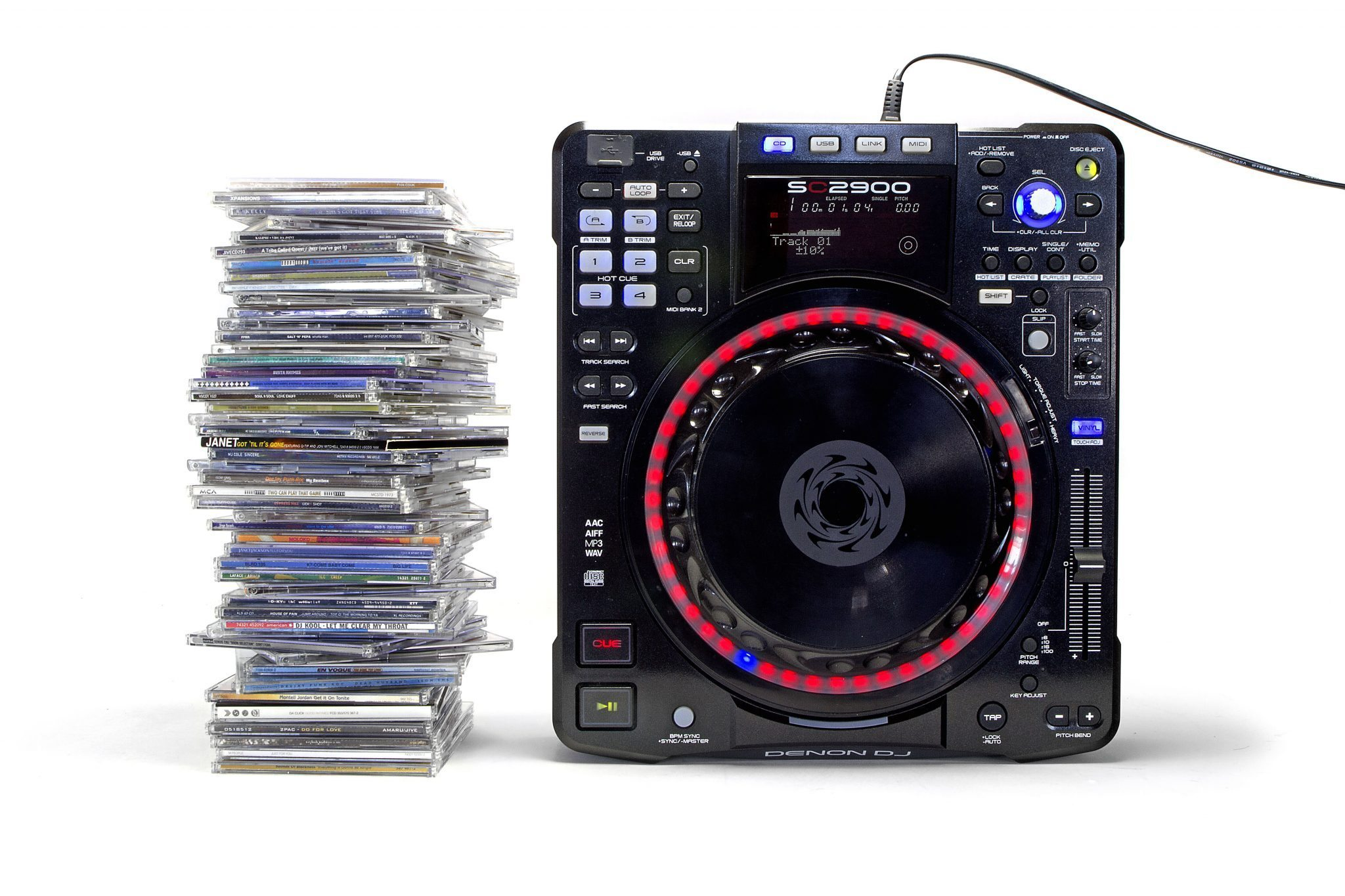 CDs — are they really dead to DJs