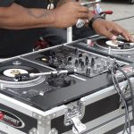 Technics SL-700 turntable Biz Markie Crotona park jams tools of war (1)