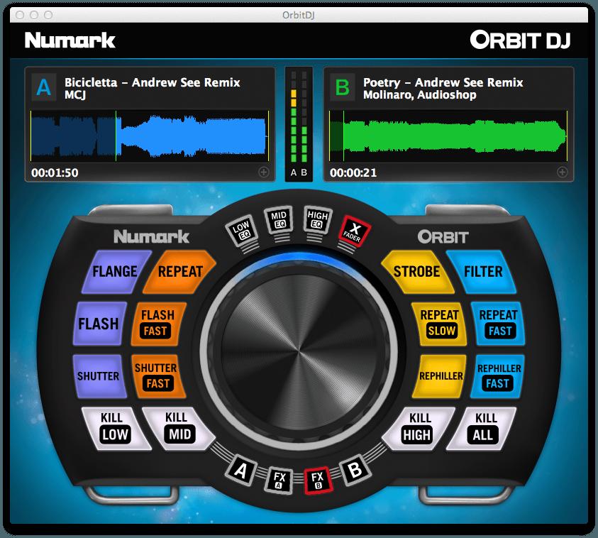 Numark Orbit wireless DJ handheld MIDI controller review (1)