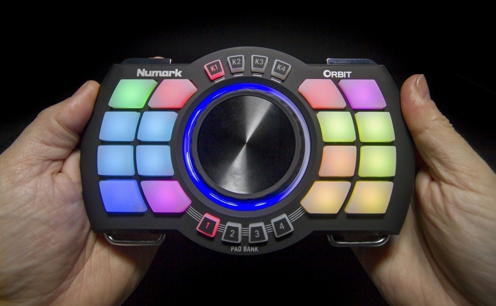 Numark Orbit wireless DJ handheld MIDI controller review (15)