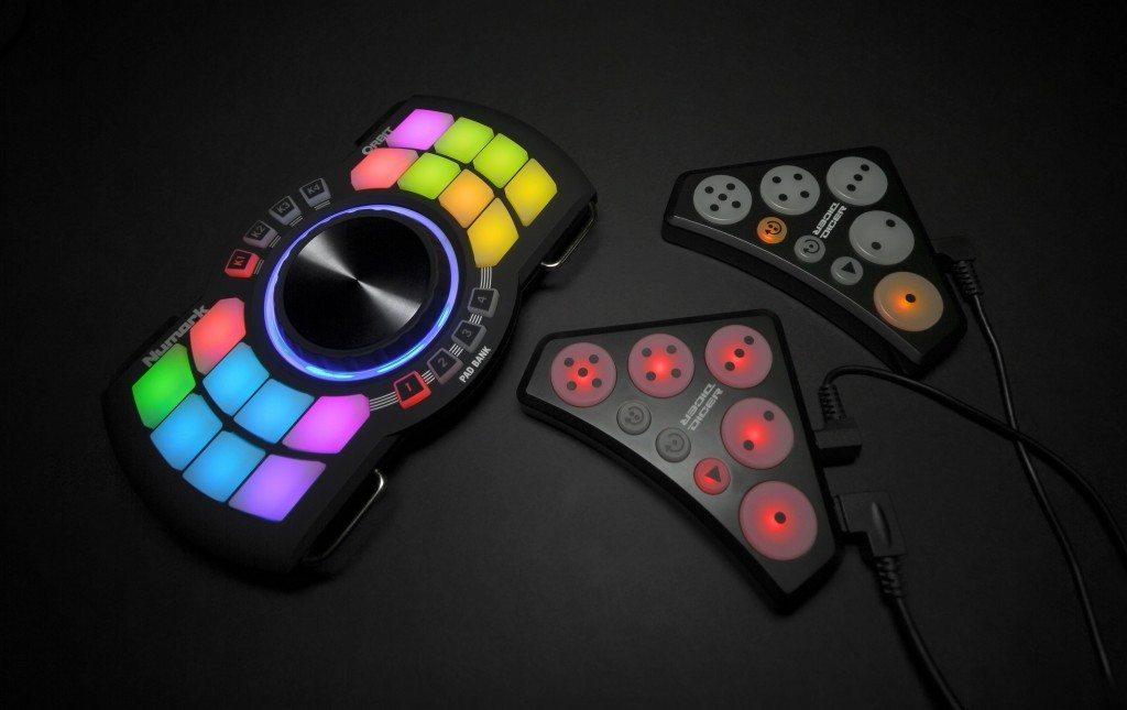 Numark Orbit wireless DJ handheld MIDI controller review (17)