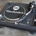 "Technics sl-700 7"" turntable stokyo."