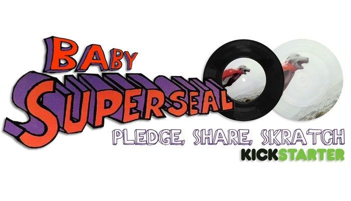KICKSTARTER: Thud Rumble's Superseal 7″ single