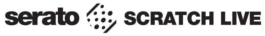 Serato Scratch Live 2.5