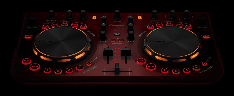 ... DJ-X monitors. Just be sure to screw down the iPads Pioneer peeps