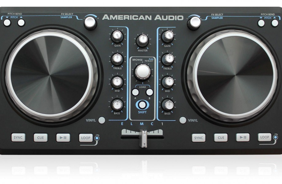 American Audio ELMC-1: DJ fun for under a ton