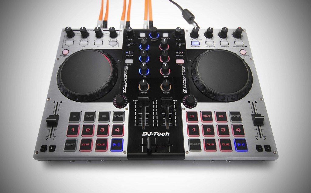 DJ Tech Dragon Two controller review (8)