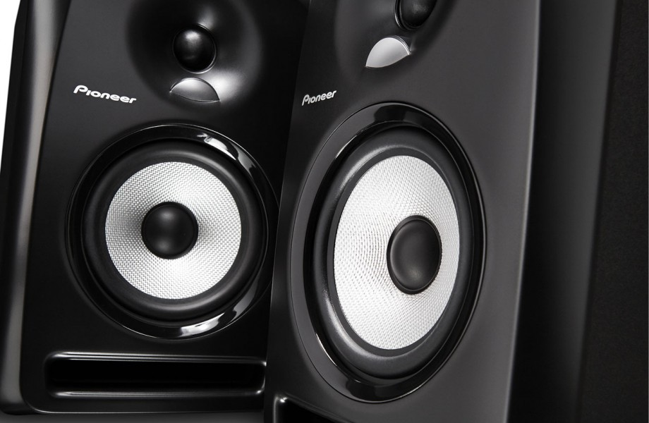 NEW: Pioneer S-DJ X series — Monitors for DJs
