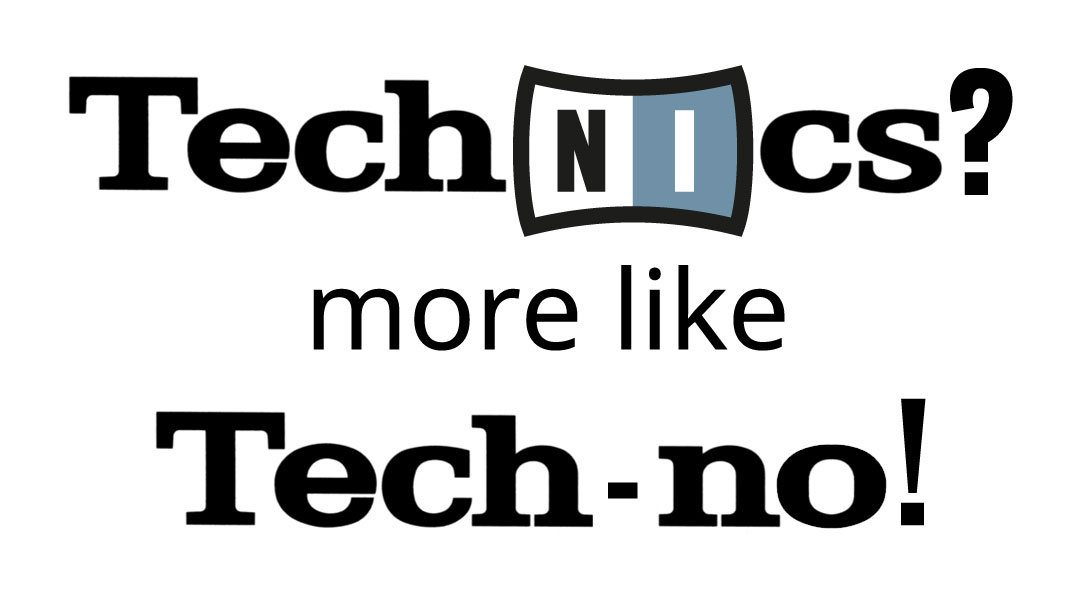 Native Instruments buy Technics fake spoof
