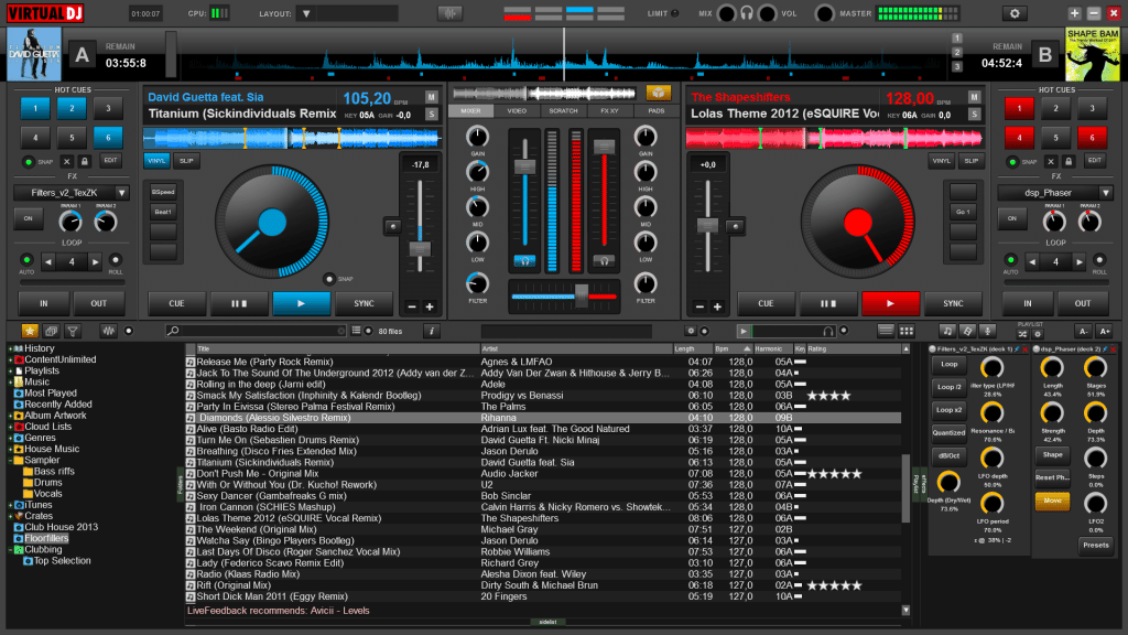 Virtual DJ 8 sandbox DJ Expo (2)