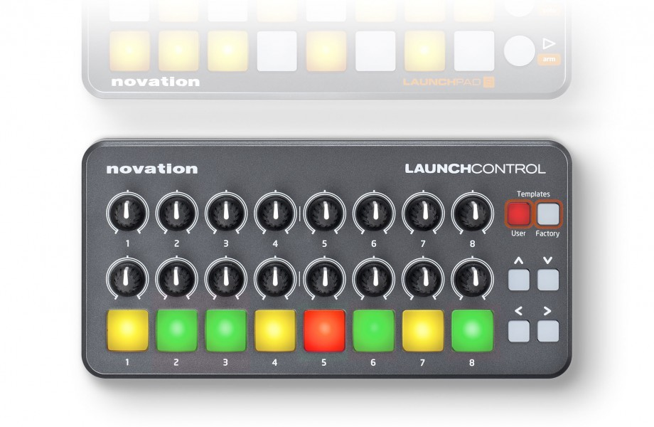 Novation Launch Control – a box of many uses
