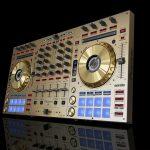 Pioneer Digital DJ-SX-N DDJ-SX gold golden dj controller (6)