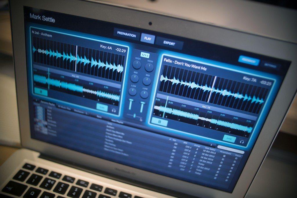 mixed in key danceability beta DJ software (4)