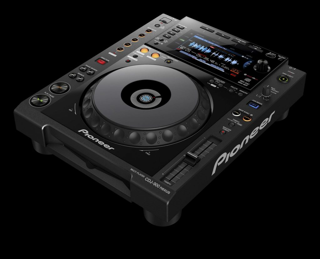 Pioneer CDJ-900NXS Nexus DJ media player CD (4)
