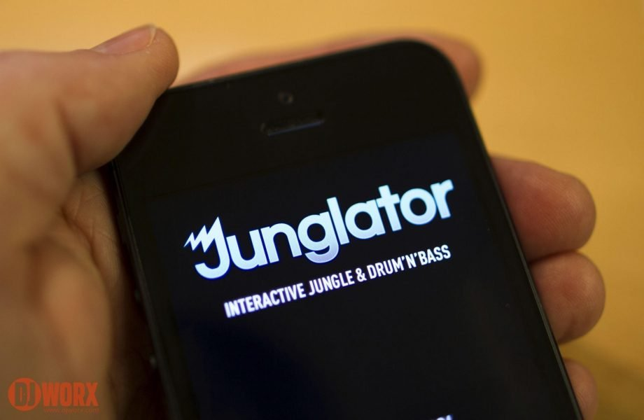 Amplify Junglator app iPhone