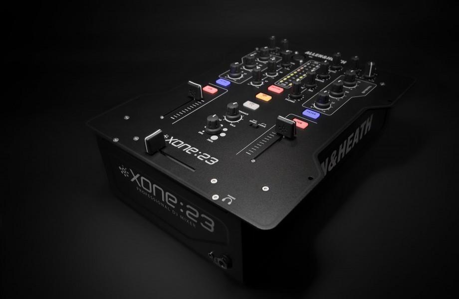 NAMM 2014: Allen & Heath Xone:23 mixer