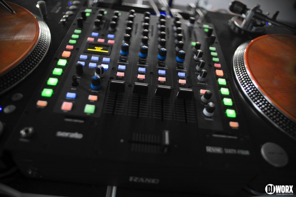 Rane Sixty Four Serato DJ Review (1)