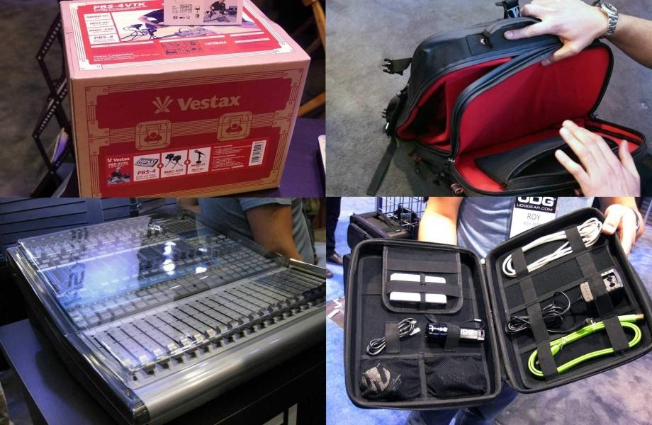 NAMM 2014: Mixware — UDG, Magma, Decksaver, and Vestax
