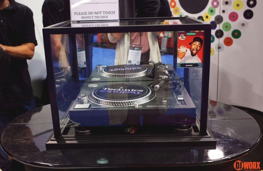 Technics SL-700 and custom CDJs — look, but don't touch
