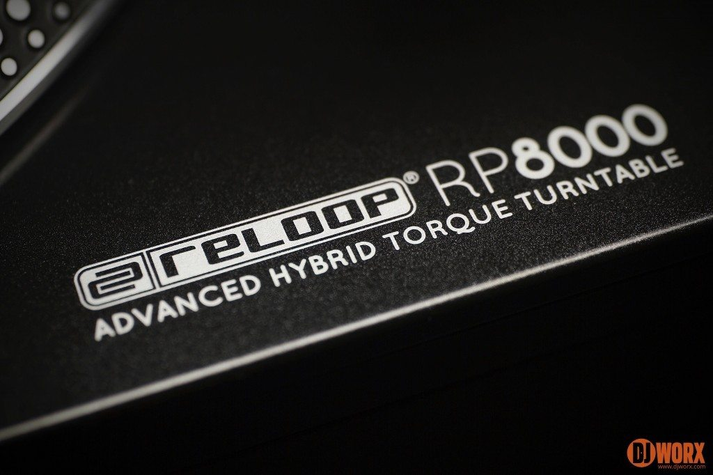 Reloop RP-8000 RP-7000 MIDI DJ Turntable review (12)