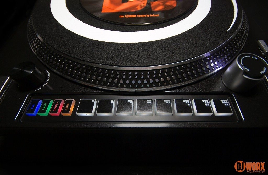 Reloop RP-8000 RP-7000 MIDI DJ Turntable review (16)