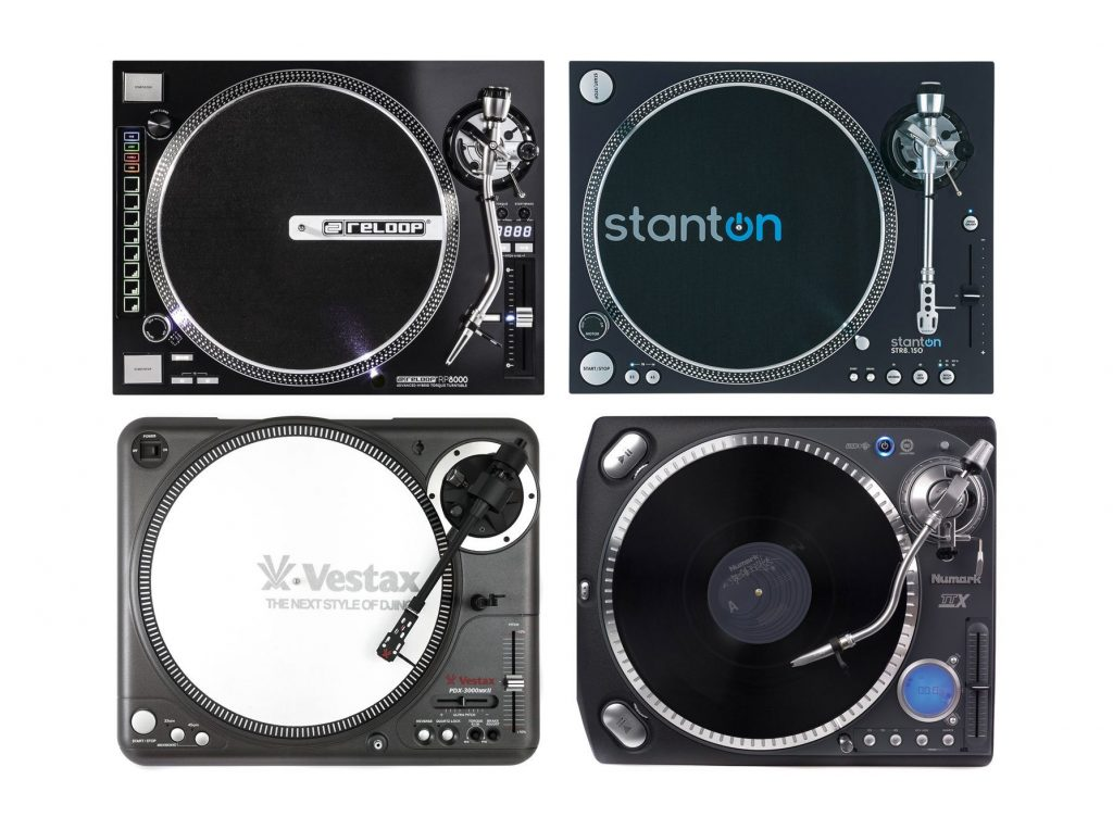 REVIEW: Reloop RP-8000 MIDI DJ Turntable 3