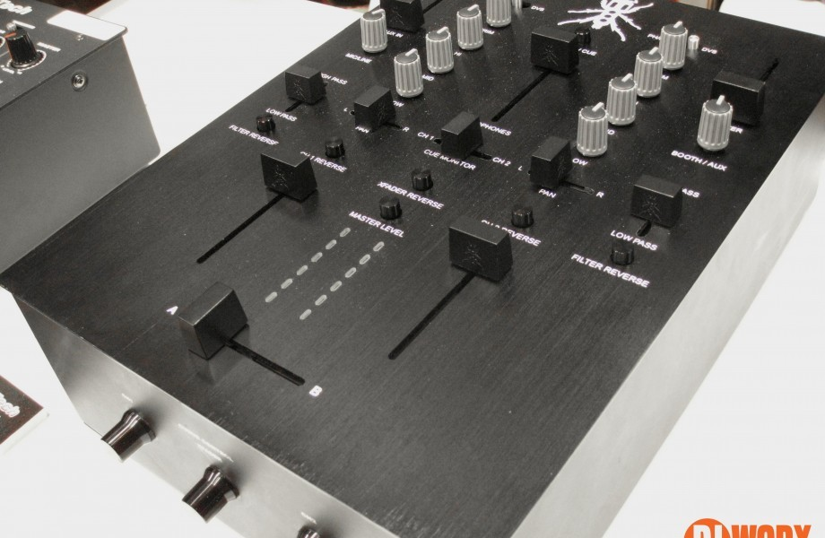 NAMM 2014: DJ Tech DIF-4S, DIF-1M, CTRL and Thud Rumble TRX