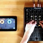 Mixvibes Cross DJ Android External mixer