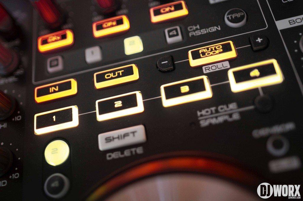 Denon DJ MC6000 mk2 MC6000mk2 Controller Serato DJ Intro Review (14)