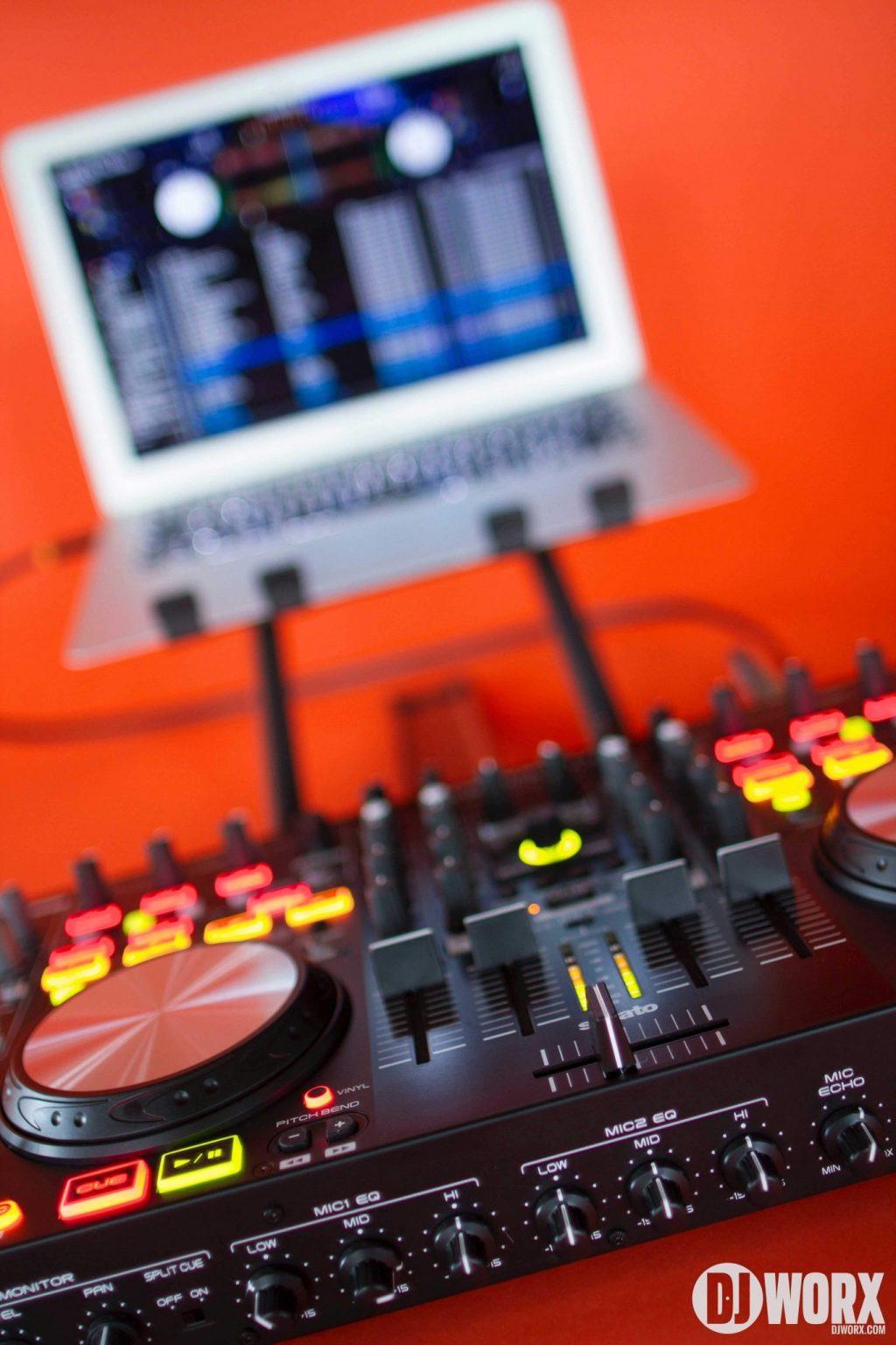 Denon DJ MC6000 mk2 MC6000mk2 Controller Serato DJ Intro Review (19)