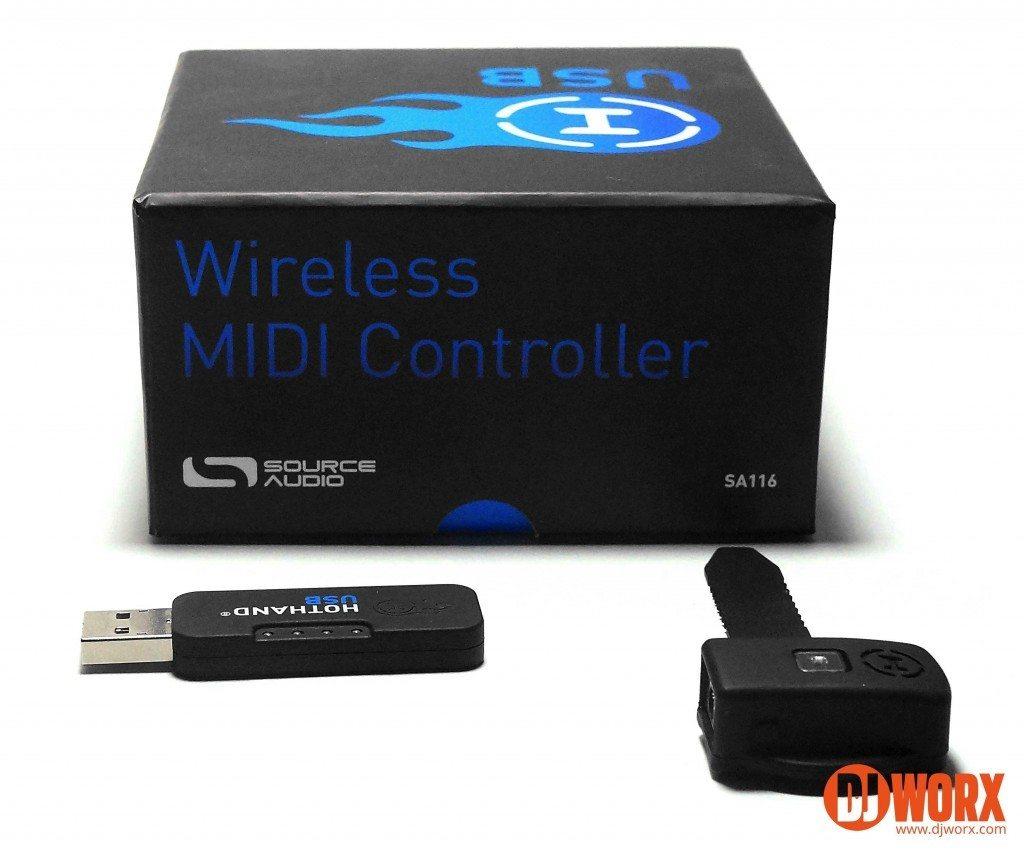 Source Audio Hot Hand USB wireless Controller review