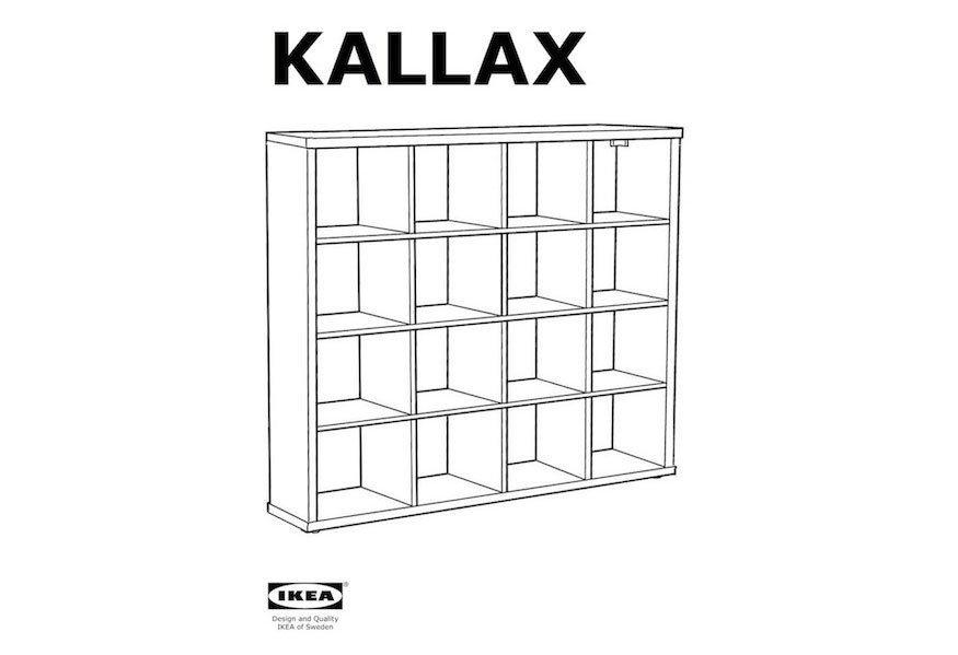 IKEA KALLAX EXPEDIT