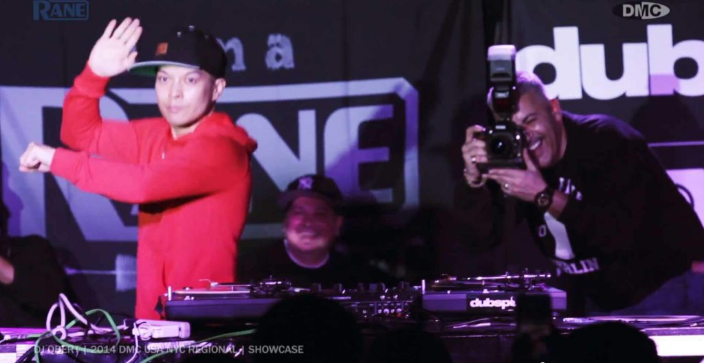 qbert-DMC-NYC-showcase