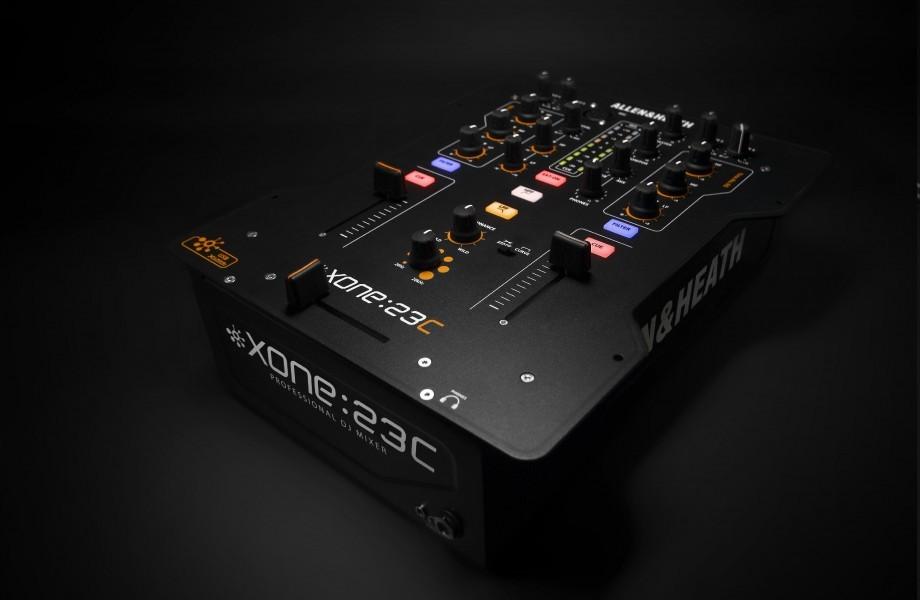 Musikmesse 2014: Allen & Heath Xone:23C USB Mixer