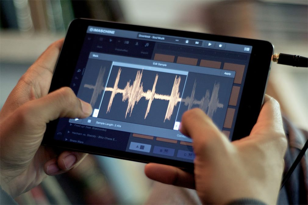 NI's iMaschine gets an update — great news for iPad users 3