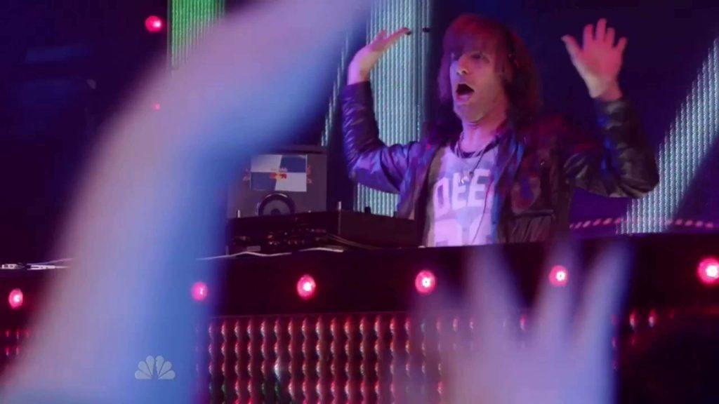 SNL Davvincii EDM Superstar DJ