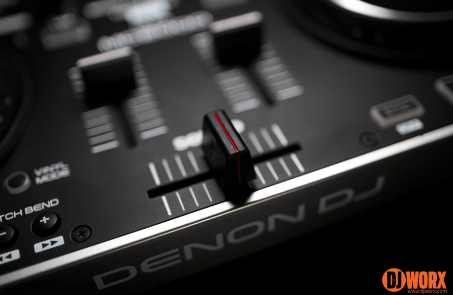 TEST: Fitting a Mini Innofader into a Denon DJ DN-MC2000