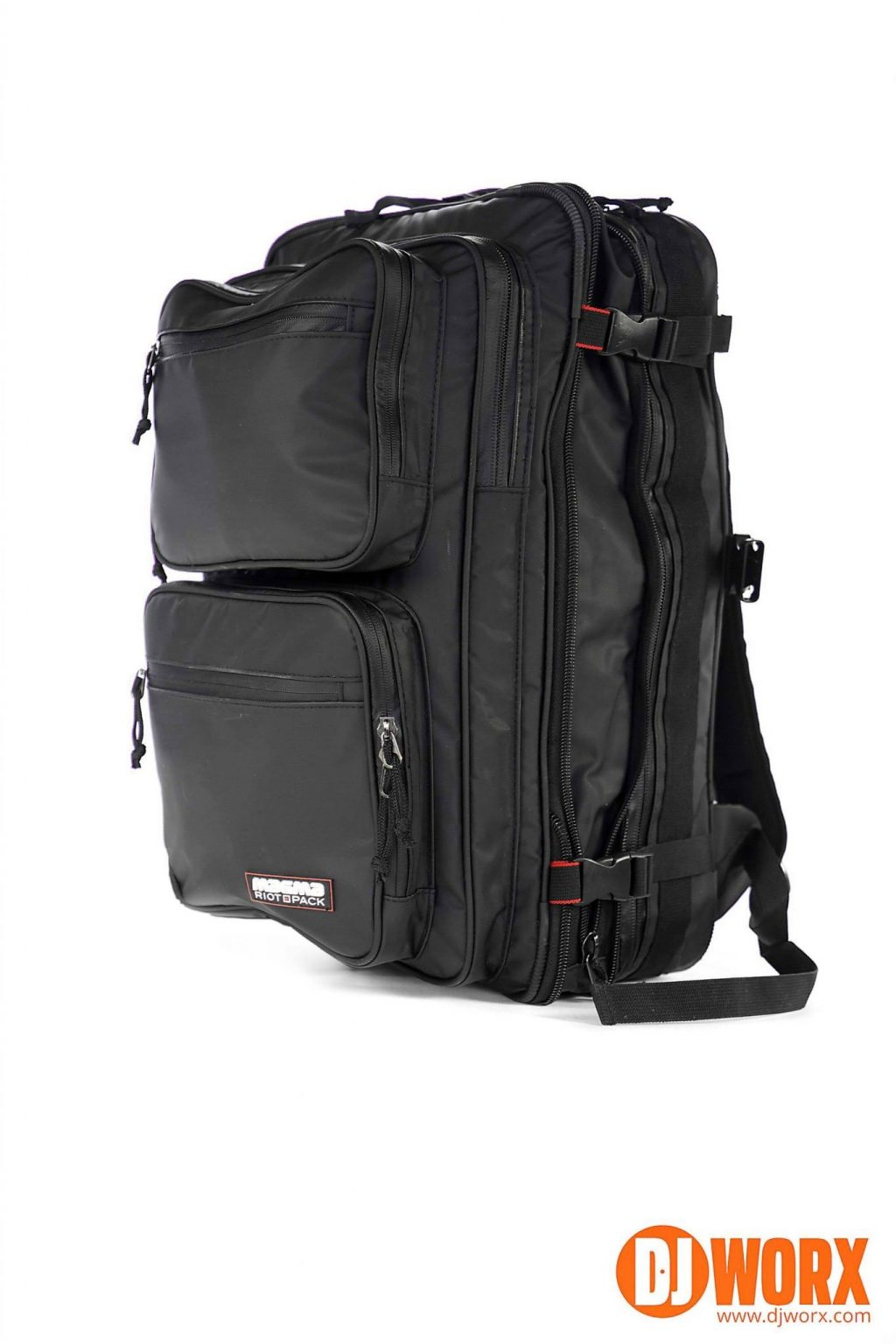 Magma Riot Pack Review DJ Bag (11)